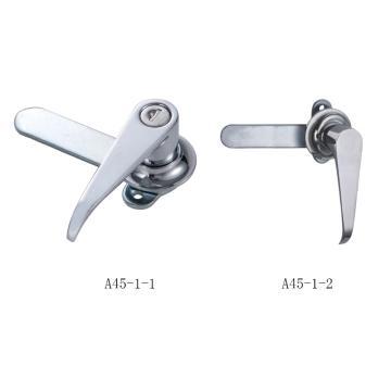 恒珠 执手锁,A45-1-2,无锁芯