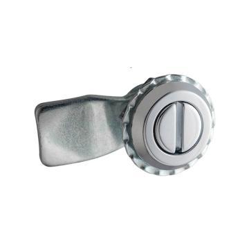 恒珠 转舌锁,机柜锁通开,直槽芯,MS705-1-1,不带钥匙
