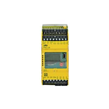 皮尔磁Pilz 安全继电器,PNOZ s30 24-240VACDC 2 n/o 2 n/c(750330)