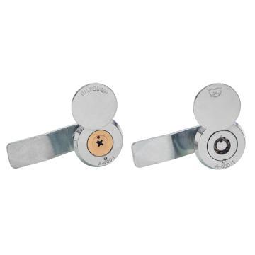 恒珠 转舌锁,机柜锁通开,MS-A-400,带盖