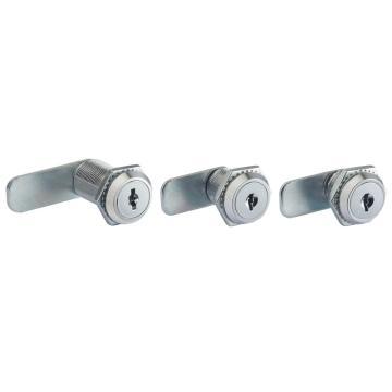 恒珠 转舌锁,机柜锁通开,MS402-1,K0400