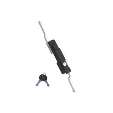 恒珠 连杆锁,MS824-1-2,双点式,黑色