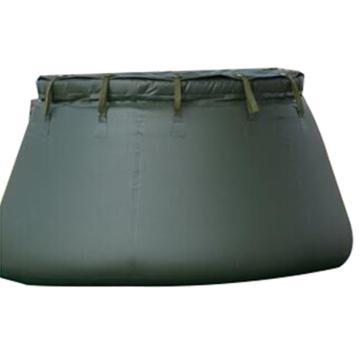 引江 软体PVC水罐,军绿色,容量:1L