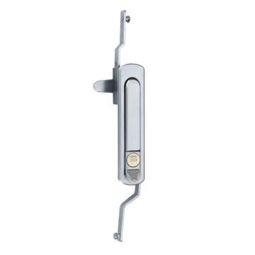 恒珠 连杆锁,MS732-1-1,镀沙铬
