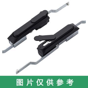 恒珠 连杆锁,MS100-3-3A,三点式,黑色