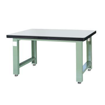 信高(xingo) 重型标准工作台,1500*750*800 绿色台面(防火板台面),XFK-1500,不含安装费