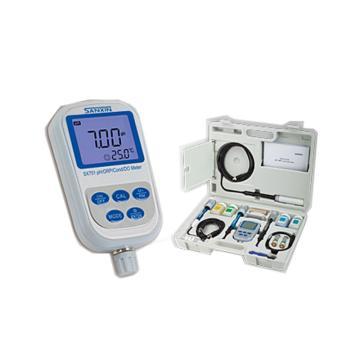 pH计/ORP计/电导率计/溶解氧仪,便携式测定仪,SX751