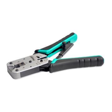 宝工Pro'sKit 8P锌铝合金网络垂直压接钳,CP-376VR