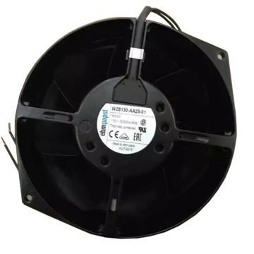 ebmapst 散热风扇,W2S130-AA25-01,115V,40W