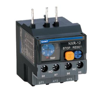 正泰CHINT NXR系列热过载继电器,NXR-12 9-12A