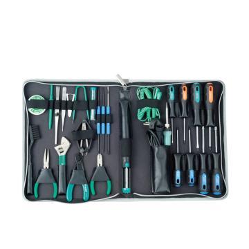 宝工Pro'sKit 电器维修工具组,28件组,PK-2088B