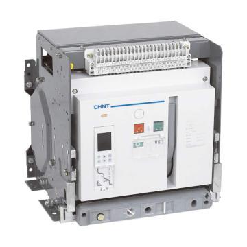 正泰CHINT NA1系列万能式断路器,NA1-1000X-800M/3P电动抽屉AC220无欠压