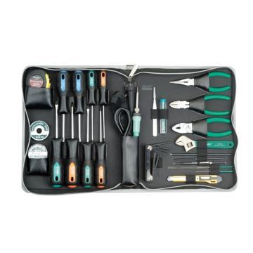 宝工Pro'sKit 电器修修工具组,26件组,PK-2087B