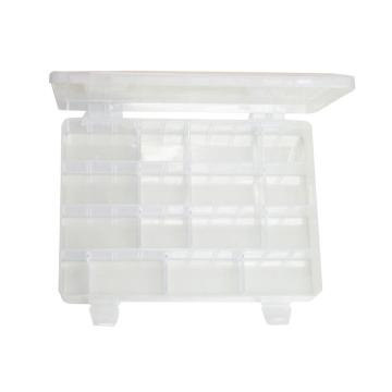 宝工Pro'sKit 元器件收纳盒,40格,203-132H,活动零件盒 电子元件盒 零件收纳盒 分隔盒 元件分格箱