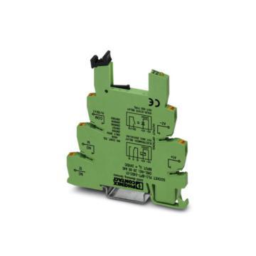 菲尼克斯 继电器 PLC-BPT- 24DC/21(10个/盒,按盒订货)