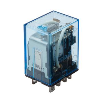 欧姆龙OMRON 继电器,LY4-J 14脚 AC220/240V