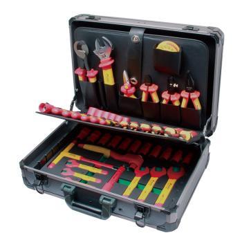 宝工Pro'sKit VDE 1000V绝缘专业工具组,41件组,PK-2836M