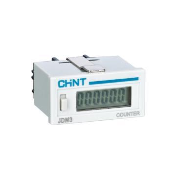 正泰CHINT JDM3电子式计数器,JDM3-6L
