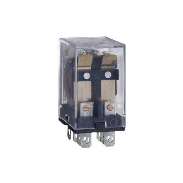 正泰CHINT 小型电磁继电器,JQX-13F 2Z插 AC12V
