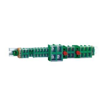 正泰 JF5系列底座封闭型接线座,JF5-2.5/1