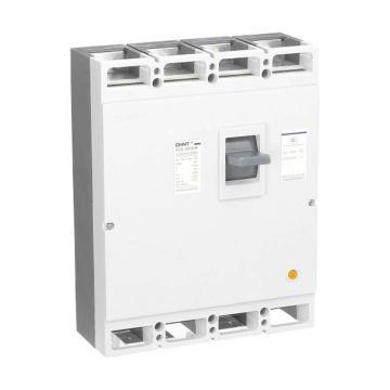 正泰CHINT DZ20L系列剩余电流动作断路器,DZ20L-400/4300,400A,200mA透明