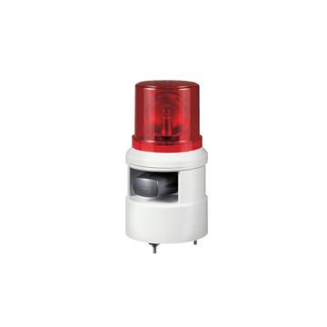 可莱特Qlight 声光报警灯,S100D-WS-24-R