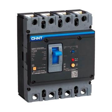 正泰CHINT NXMLE系列剩余电流动作断路器,NXMLE-160S/4300A 160A A