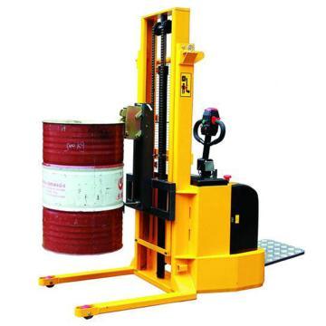 虎力 全电动油桶堆高车,载重:600kg 扣扣式鹰嘴 电动起升 起升高度2400mm,FDS600B