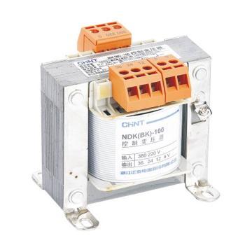 正泰CHINT NDK(BK)系列控制变压器,NDK-100VA 660/380