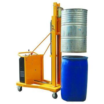 虎力 平衡重式半电动油桶堆高车,载重:280kg 提升高度1100mm,DT280