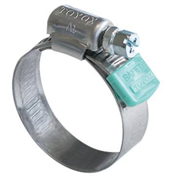 东洋克斯/TOYOX SB-60 全不锈钢胶管夹,适用软管外径45-60mm