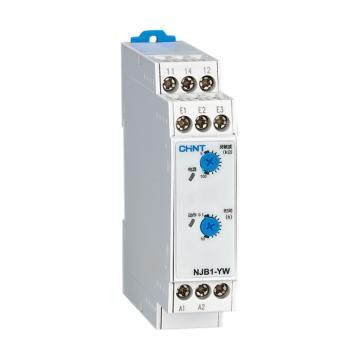 正泰CHINT NJB1-YW系列液位继电器,NJB1-YW AC220V