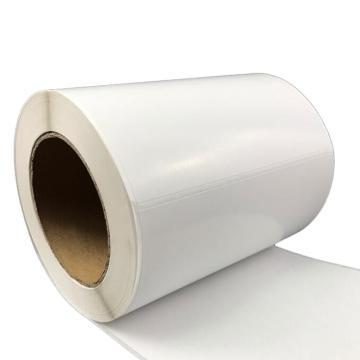 西域推荐 A7标签打印纸,铜版纸 105*74*1000枚/卷,单位:卷