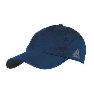 代尔塔DELTAPLUS 棒球帽,405100-BL,VERONA 马克2系列 经典棒球帽 蓝色