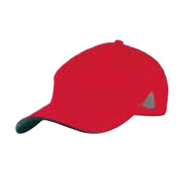 代尔塔DELTAPLUS 棒球帽,405100-RO,VERONA 马克2系列 经典棒球帽 红色