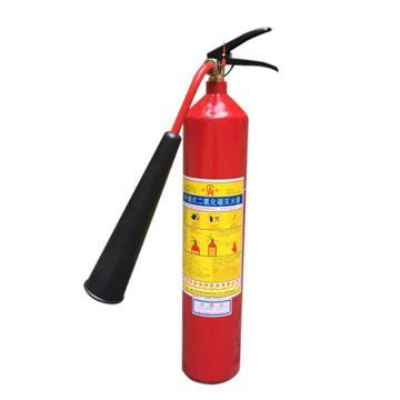 桂安 手提式二氧化碳灭火器,2kg,MT/2(仅限华南、西南、湖南、湖北、陕西、安徽地区)