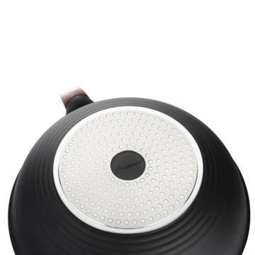 西屋(Westinghouse)石头记系列炒锅,WKW-3205C 炒锅不粘锅 不粘涂层平底煎炒锅