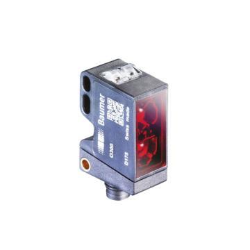 Baumer堡盟 漫反射式光电传感器,11110415 O300.GP-GW1B.72N
