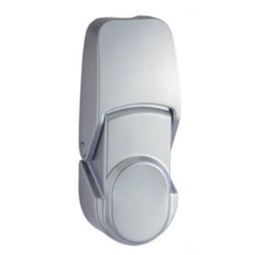 恒珠 搭扣锁,DKS-2-2,无锁芯,沙铬