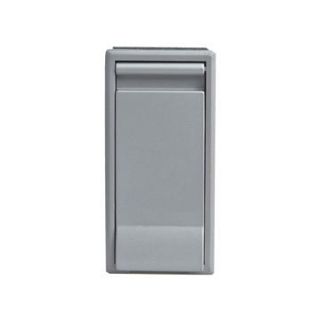 恒珠 面板锁,箱变锁,MSH-03,灰色