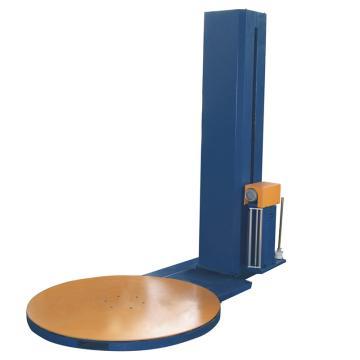 西域推荐 标准阻拉伸缠绕机,转盘直径:φ1500mm,立柱高度:2400mm,型号:SM-1517