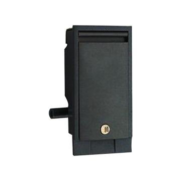 恒珠 面板锁,箱变锁,MSH-01,黑色