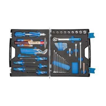 吉多瑞GEDORE 随身工具套装,49件套,6600780
