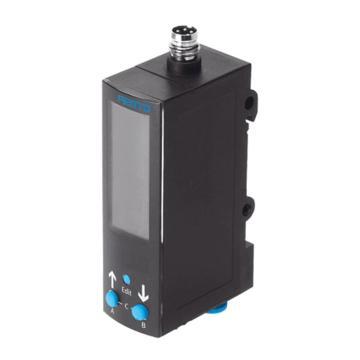 费斯托FESTO 压力传感器SDE3系列,SDE3-D10S-B-HQ4-2P-M8,540207