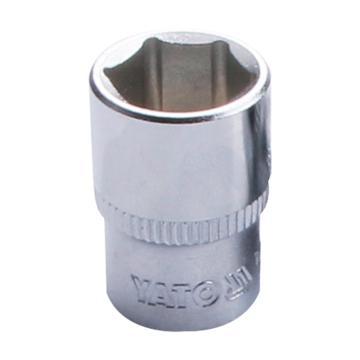 """易尔拓YATO 1/4""""六角套筒,8mm,YT-1407"""