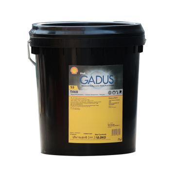 壳牌 润滑脂,Gadus S5T460 1.5,18kg/桶