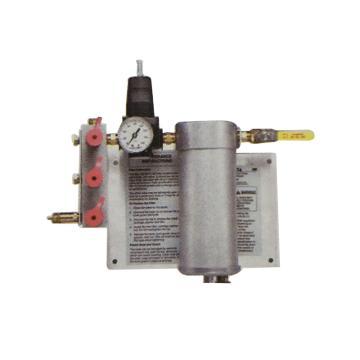 3M 压缩空气过滤及调节控制板,W-2806