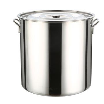西域推荐 不锈钢桶,材质:201 直径40cm高度40cm