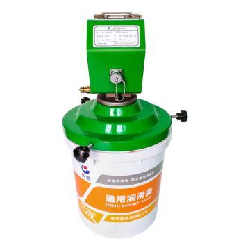 风发科技 220V电动加油机,适于15kg油脂桶,油管6米,1#、2#(锥入度265-340)油脂,WFP1215