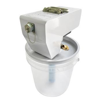 风发科技 220V电动加油机,适于10kg油脂桶,油管6米,1#、2#(锥入度265-340)油脂,WFP800